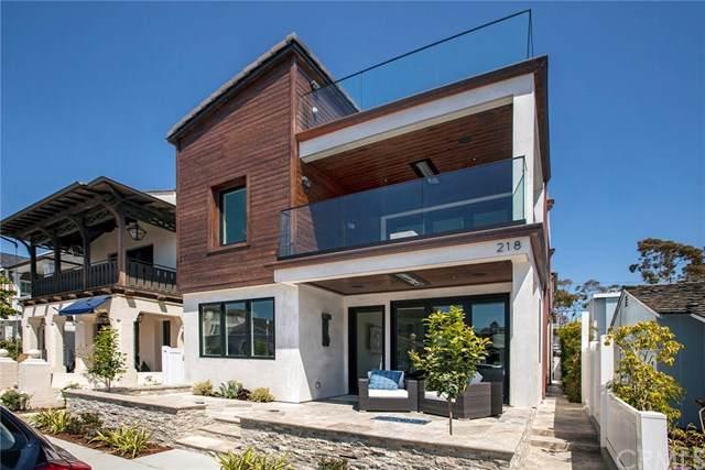 218 Onyx Avenue, Newport Beach, CA 92662 (#OC19261012) :: Fred Sed Group