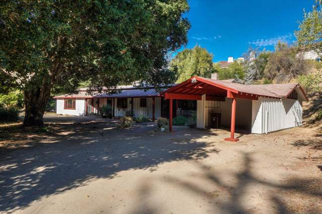 1 Rancho Road, Carmel Valley, CA 93924 (#ML81775012) :: RE/MAX Parkside Real Estate