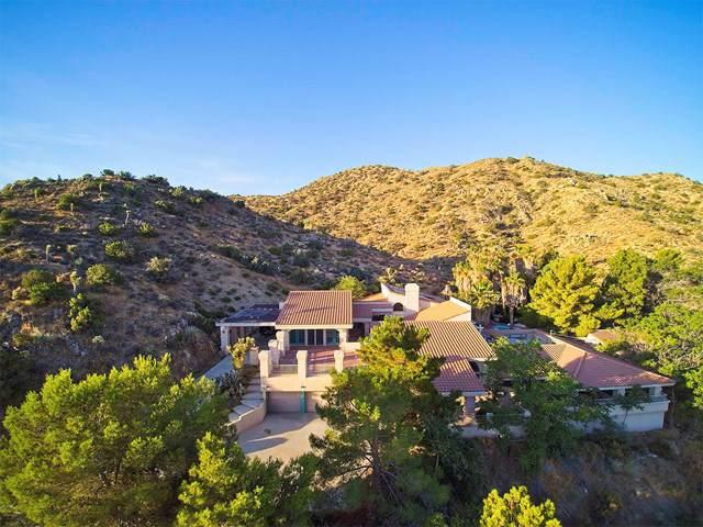 8585 Great House Lane, Yucca Valley, CA 92284 (#219032799DA) :: Team Tami