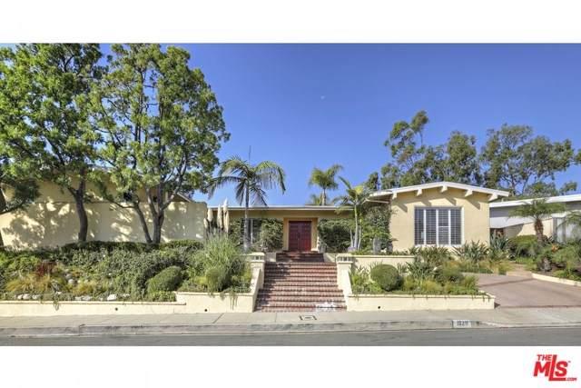 1629 Tower Grove Drive, Beverly Hills, CA 90210 (#19527432) :: DSCVR Properties - Keller Williams