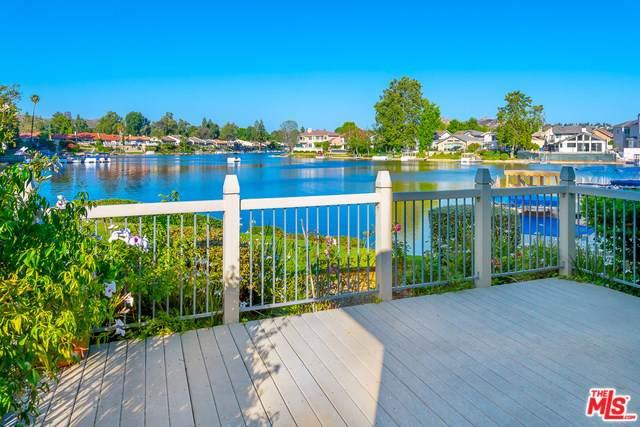 1214 S Westlake Boulevard D, Westlake Village, CA 91361 (#19521742) :: RE/MAX Parkside Real Estate