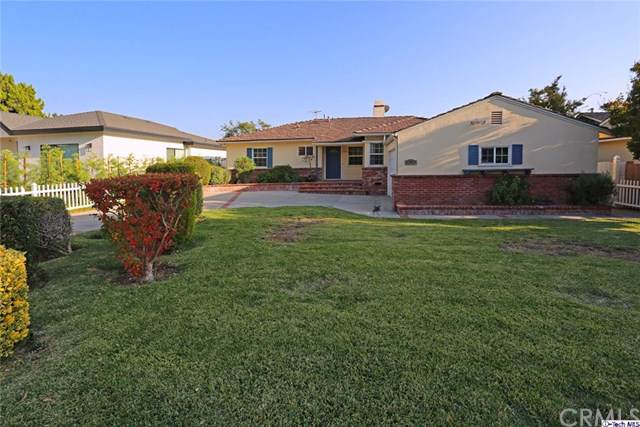4726 Daleridge Road, La Canada Flintridge, CA 91011 (#319004464) :: Fred Sed Group