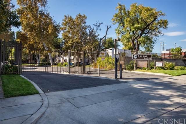 7111 Farralone Avenue #93, Canoga Park, CA 91303 (#SR19261437) :: Allison James Estates and Homes
