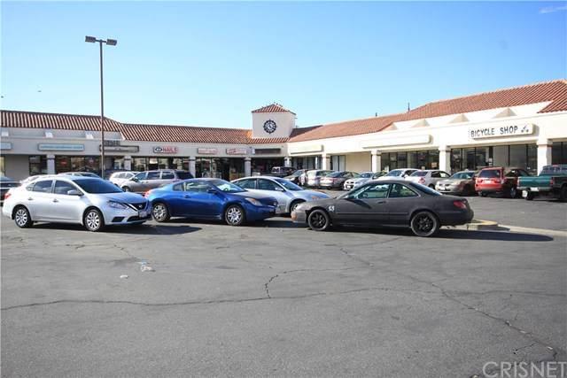 1645 E Palmdale Boulevard G, Palmdale, CA 93550 (#SR19261281) :: RE/MAX Innovations -The Wilson Group