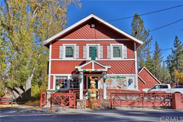 39904 Big Bear Boulevard, Big Bear, CA 92315 (#CV19261539) :: J1 Realty Group