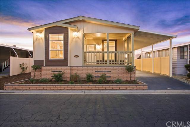 3595 Santa Fe Avenue, #182, Long Beach, CA 90810 (#PW19261533) :: J1 Realty Group