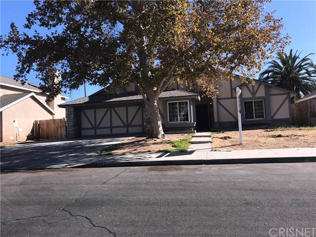 37346 Golden Circle, Palmdale, CA 93550 (#SR19261620) :: RE/MAX Innovations -The Wilson Group
