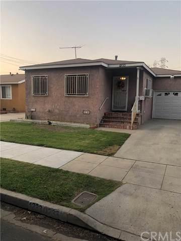 1233 E Eleanor Street, Long Beach, CA 90805 (#DW19261651) :: Z Team OC Real Estate