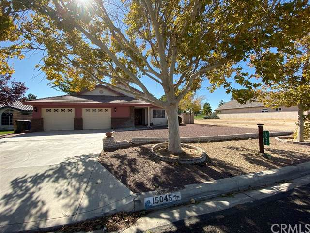 15045 Tournament Drive, Helendale, CA 92342 (#CV19258403) :: EXIT Alliance Realty
