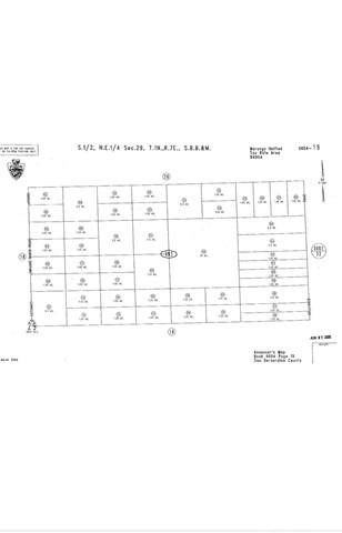 0 Desert Trail Street, Joshua Tree, CA 92252 (#CV19261711) :: Legacy 15 Real Estate Brokers