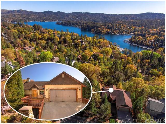 27675 Alpen Drive, Lake Arrowhead, CA 92352 (#EV19252754) :: Fred Sed Group