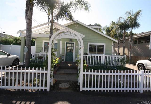 121 Cadmus St, Encinitas, CA 92024 (#190060578) :: J1 Realty Group