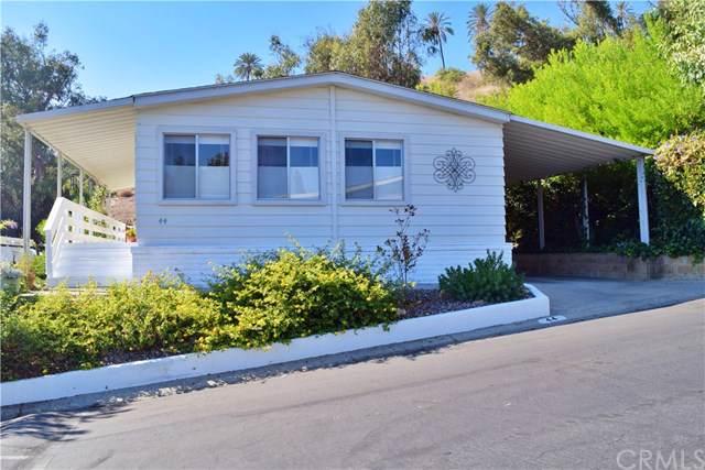 27703 Ortega #44, San Juan Capistrano, CA 92675 (#TR19261827) :: The Costantino Group | Cal American Homes and Realty