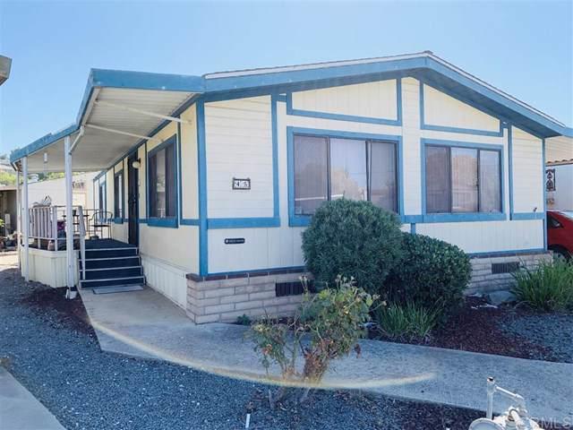200 S Emerald #45, Vista, CA 92081 (#190060768) :: Legacy 15 Real Estate Brokers