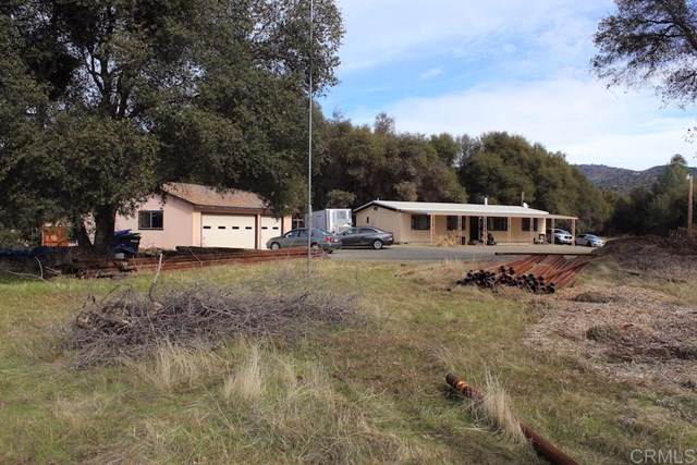 45691 Carter Creek Road, Ahwahnee, CA 93601 (#190060532) :: Twiss Realty