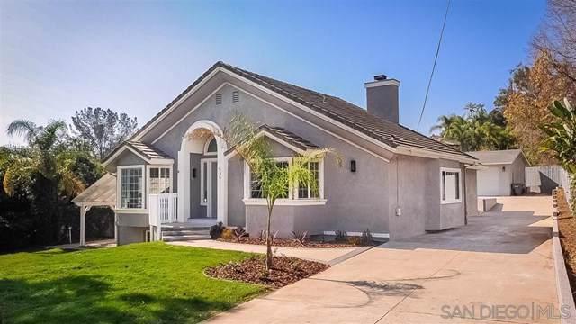 535 Valley Dr, Vista, CA 92084 (#190060528) :: Legacy 15 Real Estate Brokers