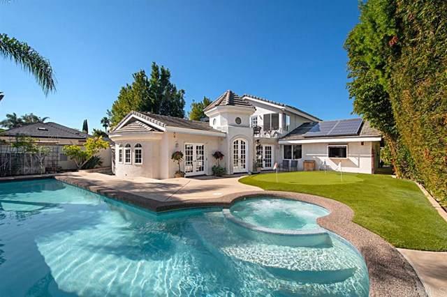 201 Sierra Ridge Drive, Encinitas, CA 92024 (#190060506) :: Legacy 15 Real Estate Brokers