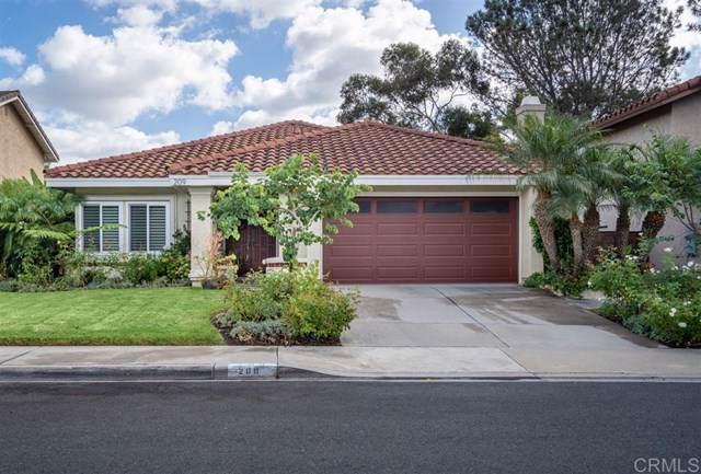 209 Via Tavira, Encinitas, CA 92024 (#190060333) :: Legacy 15 Real Estate Brokers