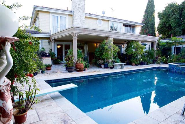 15 Moccasin Lane, Rolling Hills Estates, CA 90274 (#SB19261863) :: Millman Team