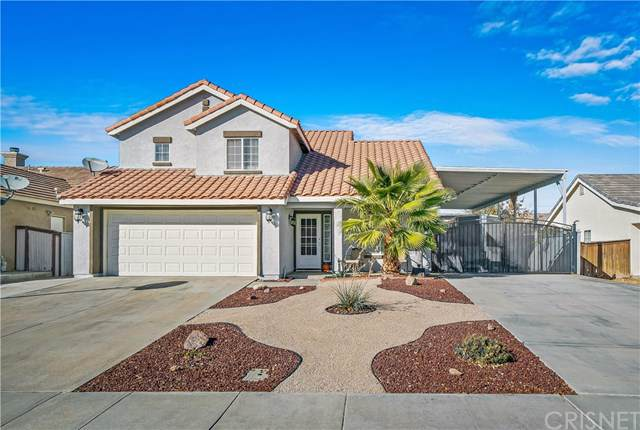 3433 Summer Breeze Avenue, Rosamond, CA 93560 (#SR19261888) :: Rogers Realty Group/Berkshire Hathaway HomeServices California Properties