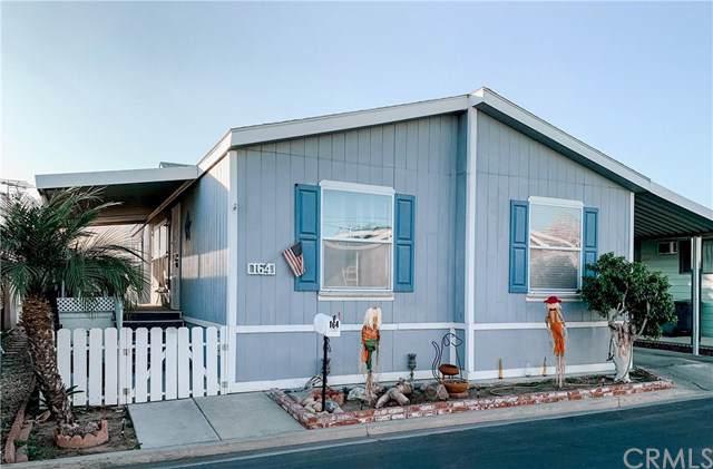 2755 Arrow Highway #164, La Verne, CA 91750 (#CV19261902) :: Z Team OC Real Estate