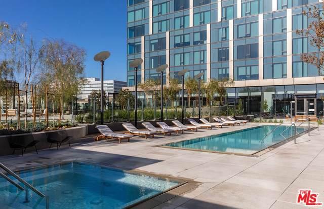 889 Francisco Street #1707, Los Angeles (City), CA 90017 (#19528822) :: Allison James Estates and Homes