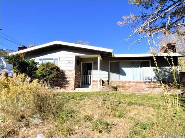 3405 San Carlos, Frazier Park, CA 93225 (#SR19261537) :: RE/MAX Parkside Real Estate