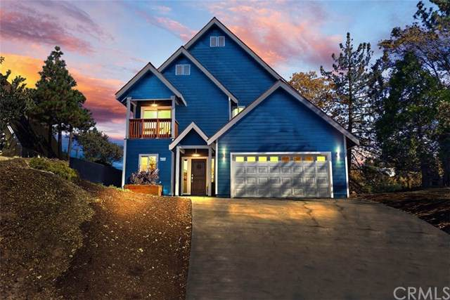 1184 Klondike Drive, Lake Arrowhead, CA 92352 (#EV19261877) :: Fred Sed Group
