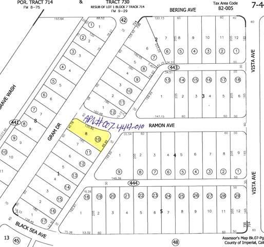 2874 Gram Drive, Salton City, CA 92275 (#219033581DA) :: Sperry Residential Group