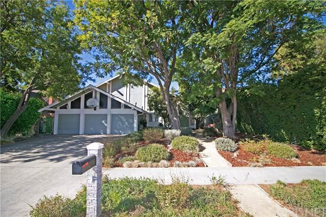 8431 Faust Avenue, West Hills, CA 91304 (#SR19261851) :: The Brad Korb Real Estate Group