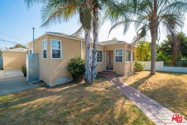 1310 N Willow Avenue, Compton, CA 90221 (#19528870) :: Allison James Estates and Homes