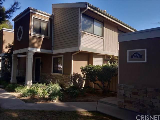 10760 Woodley Avenue #7, Granada Hills, CA 91344 (#SR19261027) :: Fred Sed Group
