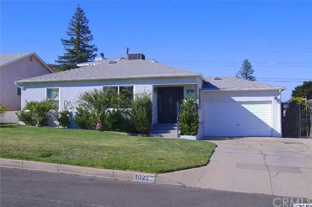 10227 Odell Avenue, Sunland, CA 91040 (#319004473) :: The Brad Korb Real Estate Group