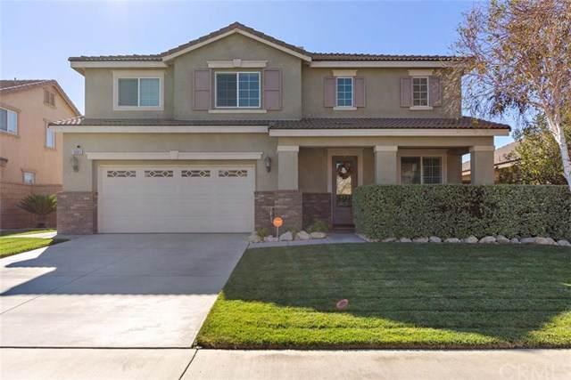 16603 Stonecreek Drive, Fontana, CA 92336 (#CV19260056) :: J1 Realty Group
