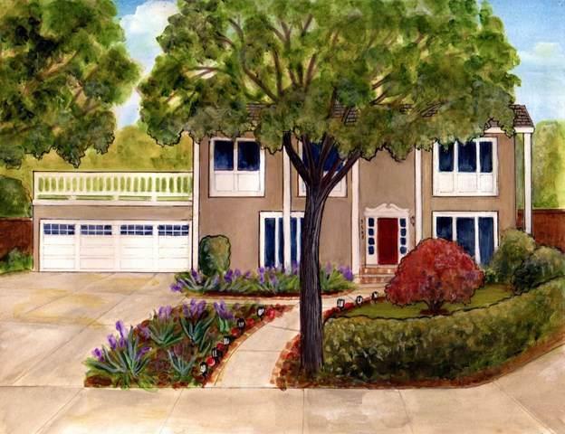 3583 Cambridge Lane, Mountain View, CA 94040 (#ML81775161) :: The Danae Aballi Team
