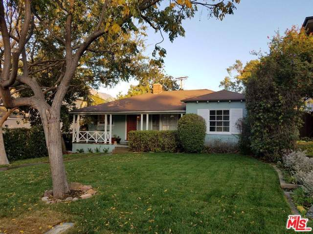 3392 Bennett Drive, Los Angeles (City), CA 90068 (#19528012) :: J1 Realty Group