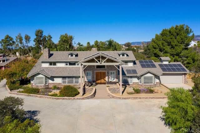 15448 Sierra Grande, Valley Center, CA 92082 (#190060917) :: Rogers Realty Group/Berkshire Hathaway HomeServices California Properties