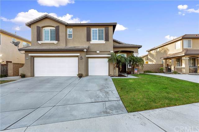 6823 Winterberry Way, Eastvale, CA 92880 (#IG19259642) :: The DeBonis Team