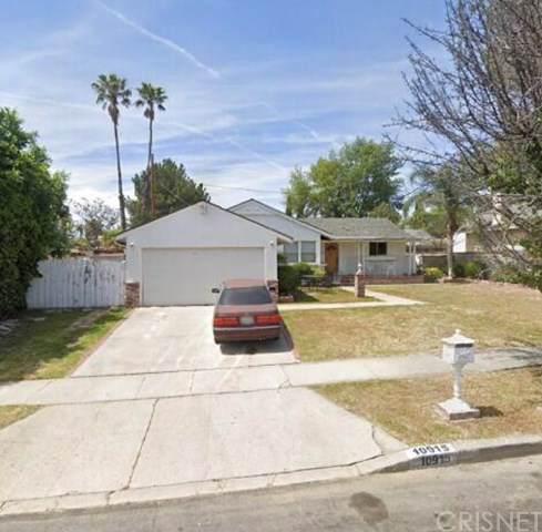 10915 Whitaker Avenue, Granada Hills, CA 91344 (#SR19262328) :: Fred Sed Group