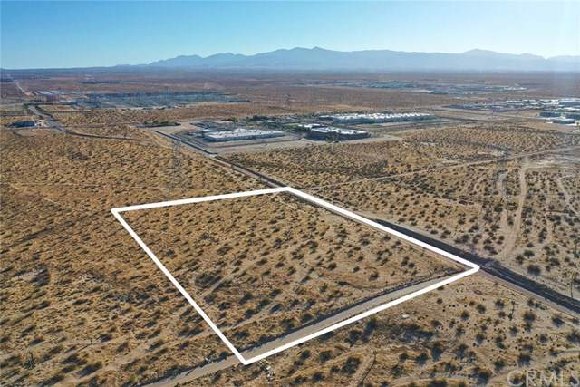 0 Aster Road, Adelanto, CA  (#OC19262394) :: Rogers Realty Group/Berkshire Hathaway HomeServices California Properties