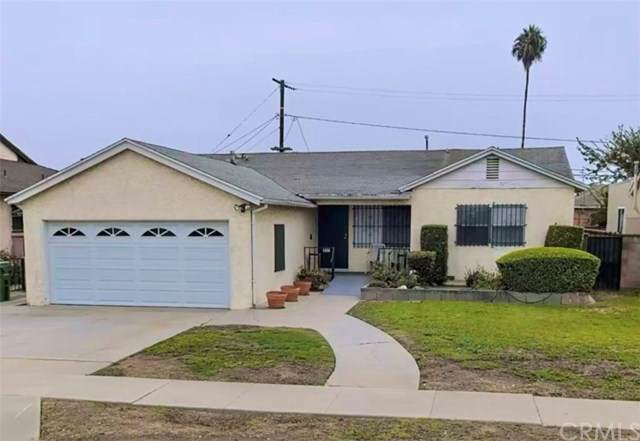 1656 W 131st Street, Compton, CA 90222 (#SB19262458) :: Allison James Estates and Homes