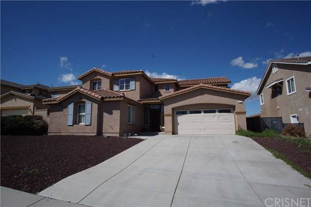 765 Celtic Drive, Palmdale, CA 93551 (#SR19262498) :: RE/MAX Innovations -The Wilson Group