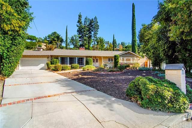 4858 Poe Avenue, Woodland Hills, CA 91364 (#SR19259991) :: The Miller Group