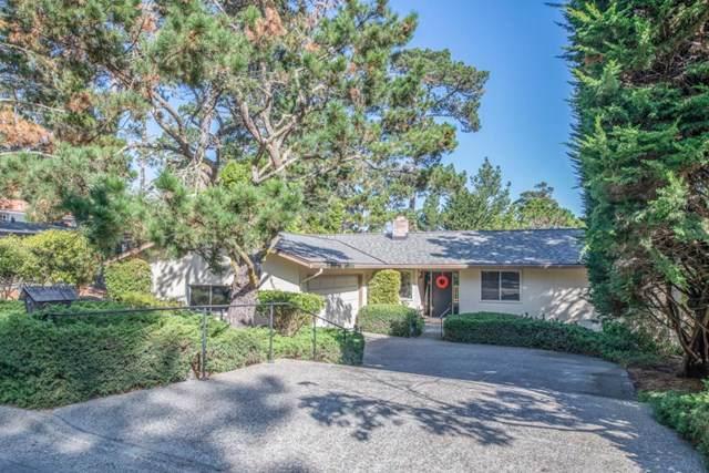 5 Pinehill Way, Monterey, CA 93940 (#ML81775189) :: RE/MAX Parkside Real Estate
