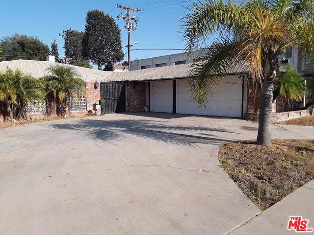 6536 Springpark Avenue, Los Angeles (City), CA 90056 (#19529078) :: Team Tami