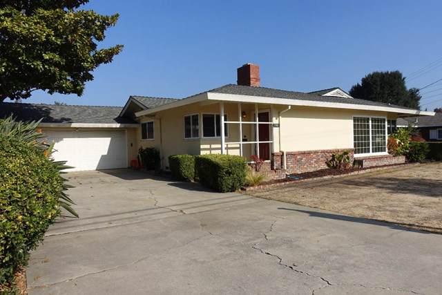 1743 Santa Barbara Drive, San Jose, CA 95125 (#ML81775196) :: The Danae Aballi Team