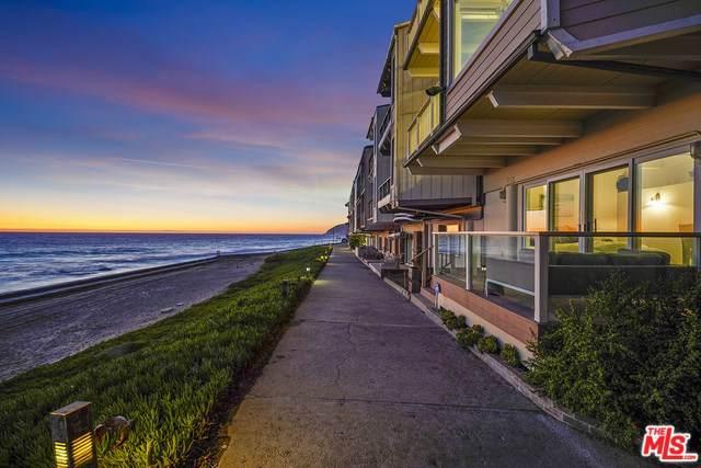 11862 S Beach Club Way, Malibu, CA 90265 (#19529064) :: The Najar Group