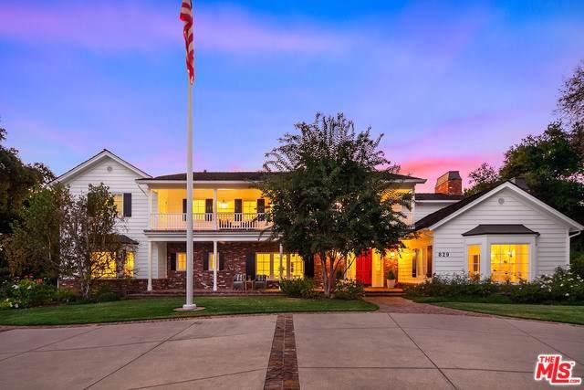 829 Madre Street, Pasadena, CA 91107 (#19528156) :: The Brad Korb Real Estate Group