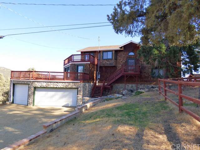 11436 Cuddy Valley Road, Frazier Park, CA 93225 (#SR19261758) :: RE/MAX Parkside Real Estate