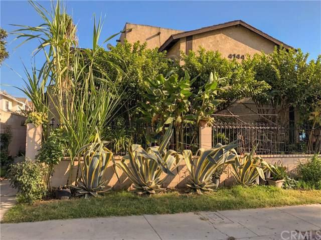 4144 Rowland Avenue #2, El Monte, CA 91731 (#CV19262364) :: The Brad Korb Real Estate Group